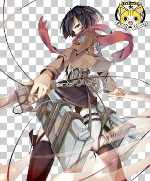 Mikasa Ackerman Eren Yeager Attack On Titan A.O.T.: Wings Of Freedom Armin Arlert PNG