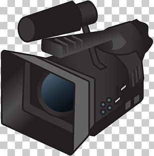 Photographic Film Television Video Cameras Professional Video Camera PNG