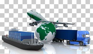 Logistics Multimodal Transport Cargo Supply Chain PNG