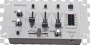 Microphone Audio Mixers DJ Mixer Disc Jockey Audio Mixing PNG