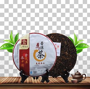 Puer Tea Da Hong Pao Oolong PNG