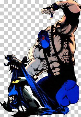 Bane Batman: Knightfall Detective Comics Comic Book PNG