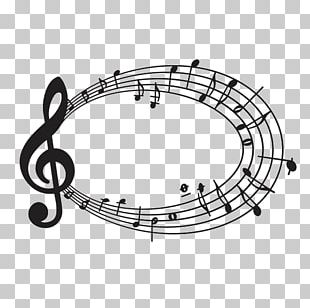 Musical Note Staff Musical Theatre PNG