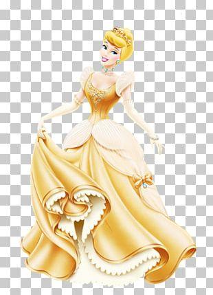 Cinderella Rapunzel Ariel Princess Aurora Belle PNG