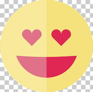 Emoticon Smiley Heart Love Computer Icons PNG