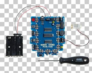 Microcontroller PICAXE Electronics System Electronic Engineering PNG