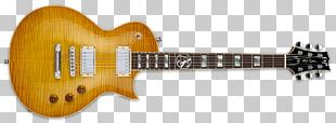 Electric Guitar Acoustic Guitar PRS Guitars Gibson Les Paul PNG