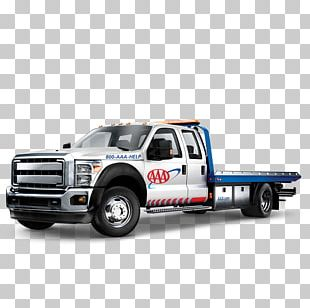 Car AAA Roadside Assistance Tow Truck Towing PNG