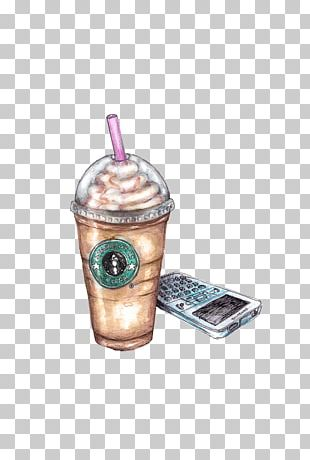 Coffee Starbucks Cafe Tea Frappuccino PNG
