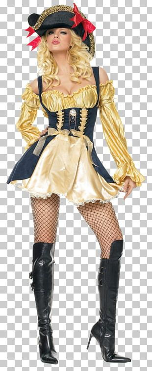 Jack Sparrow Halloween Costume Pirates Of The Caribbean Lady Pirata PNG