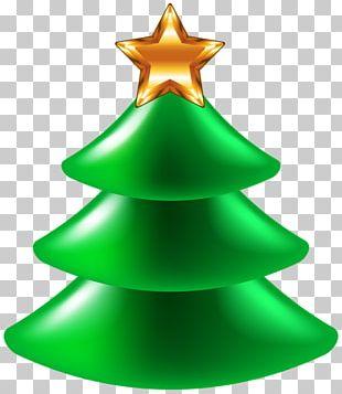 Christmas Tree Easter Bunny PNG
