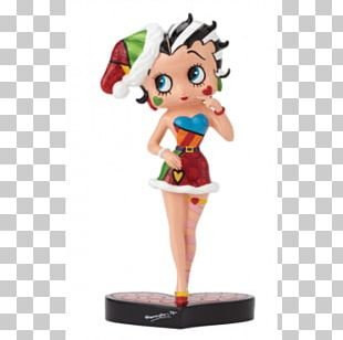 Betty Boop Minnie Mouse Figurine Mickey Mouse Art PNG