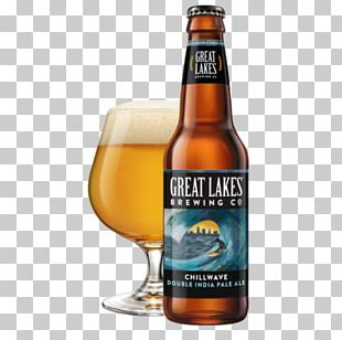 Great Lakes Brewing Company Beer India Pale Ale PNG