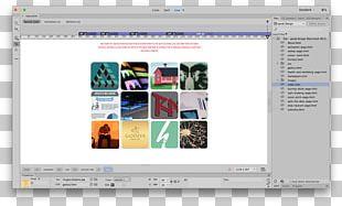 Computer Program Computer Monitors Screenshot Web Page Multimedia PNG