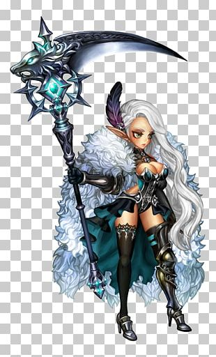 Dragon Blaze Be The Star! For Kakao GAMEVIL Character Role-playing Game PNG