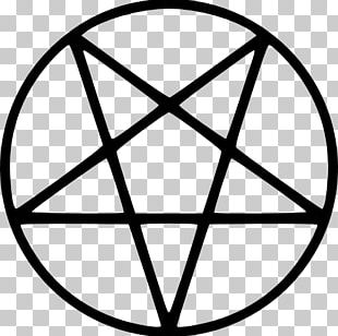 Pentagram Satanism Church Of Satan PNG