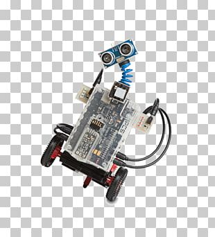Robot Kit Educational Robotics Arduino PNG