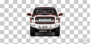 Bumper Car Truck Bed Part Automotive Design Scale Models PNG