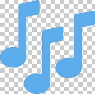 Emoji Musical Note Musician Singer-songwriter PNG