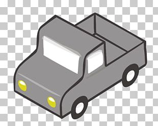 Pickup Truck Car Motor Vehicle PNG