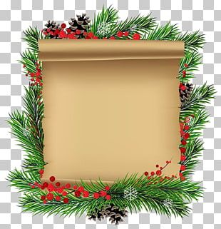 Paper Christmas Ornament Illustration PNG