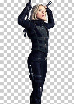Scarlett Johansson Black Widow Captain America The Avengers Marvel Cinematic Universe PNG