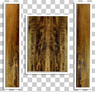Wood Stain Varnish Frames Modern Art PNG