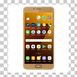 Feature Phone Smartphone Samsung Galaxy C7 IPhone Android PNG