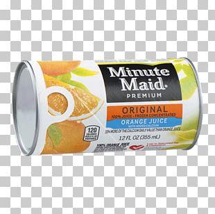 Orange Juice Minute Maid Concentrate Juice Vesicles PNG