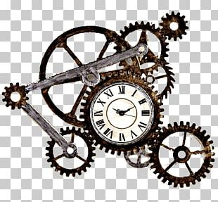 Mantel Clock Table Decorative Arts Gear PNG