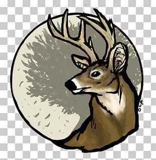 White-tailed Deer Reindeer Desktop PNG