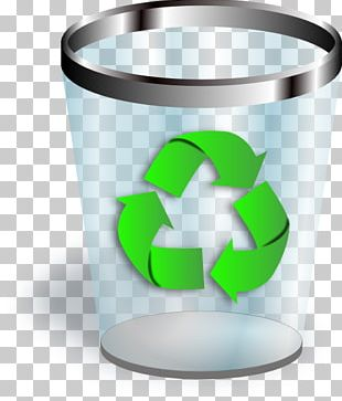 Recycling Bin Waste Container Paper PNG