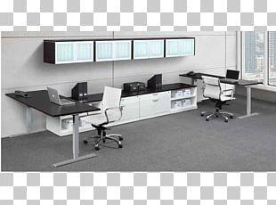 Table Standing Desk Sit-stand Desk Furniture PNG