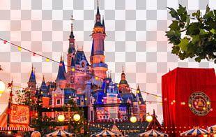 Walt Disney World Shanghai Mickey Mouse The Walt Disney Company PNG