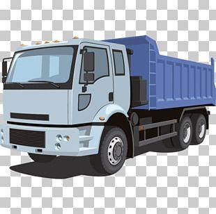 Car Dump Truck Drawing PNG