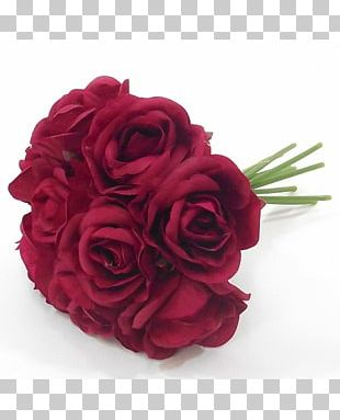 Flower Bouquet Garden Roses Cut Flowers Artificial Flower PNG