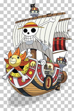 Monkey D. Luffy One Piece Franky Straw Hat Pirates Manga PNG
