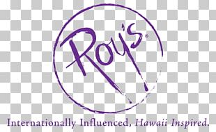 Cuisine Of Hawaii The Original Roy's In Hawaii Kai Fusion Cuisine Restaurant PNG