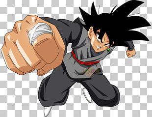 Goku Black Vegeta Dragon Ball Super Saiyan PNG