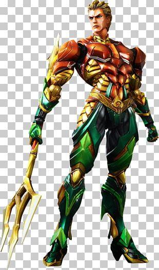 Aquaman Batman Action & Toy Figures DC Comics Superhero PNG