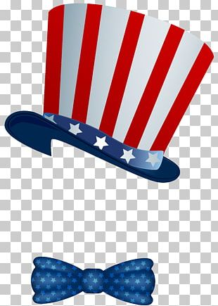 United States Hat Independence Day PNG