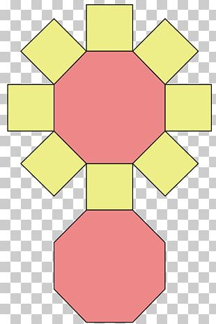 Angle Octagonal Prism Geometry PNG