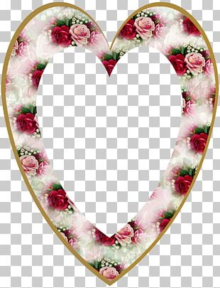 Frames Valentine's Day Heart PNG
