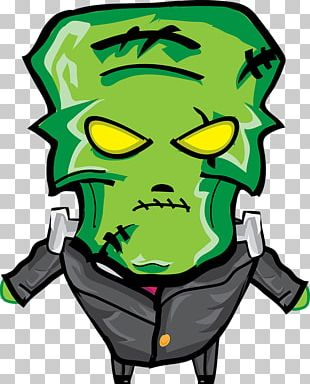 Frankenstein T-shirt PNG