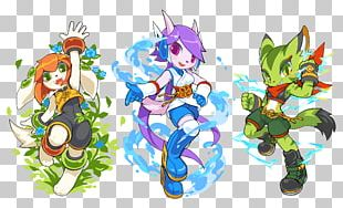 Freedom Planet The Technomancer PlayStation 4 Lilac GalaxyTrail Games PNG