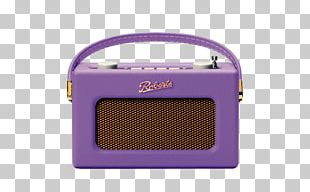 Roberts Radio Digital Audio Broadcasting Roberts Revival Uno Internet Radio PNG