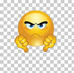 Thumb Signal Smiley Emoticon PNG