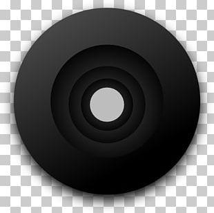 Camera Lens Objective Eye PNG