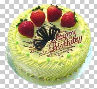 Fruitcake Birthday Cake Chocolate Cake Cream Pie Chiffon Cake PNG