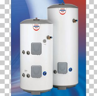 Hot Water Storage Tank Water Heating Boiler Central Heating Water Supply Network PNG